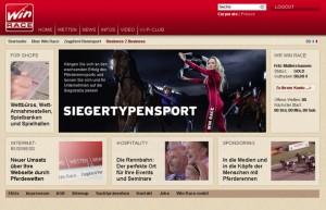 Webdesign für einen Pferdewetten-Anbieter aus Hamburg