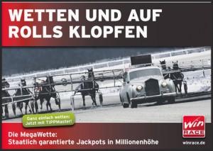 Anzeige für Win Race