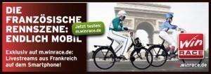 Anzeige für Win Race in Hamburg