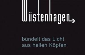 Logo und Claim von Guido Wüstenhagen