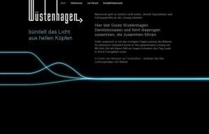 Webseite von Guido Wüstenhagen