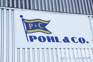 Logo Design Relaunch für Pohl & Co. in hamburg