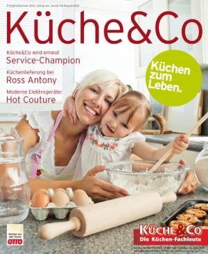 Katalog für Küche&Co 2013