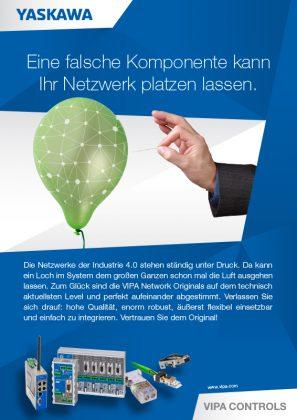 B2B Marketing aus Hamburg für VIPA Controls aus Bayern