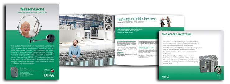 Corporate Design aus Hamburg für ein bayerisches Unternehmen