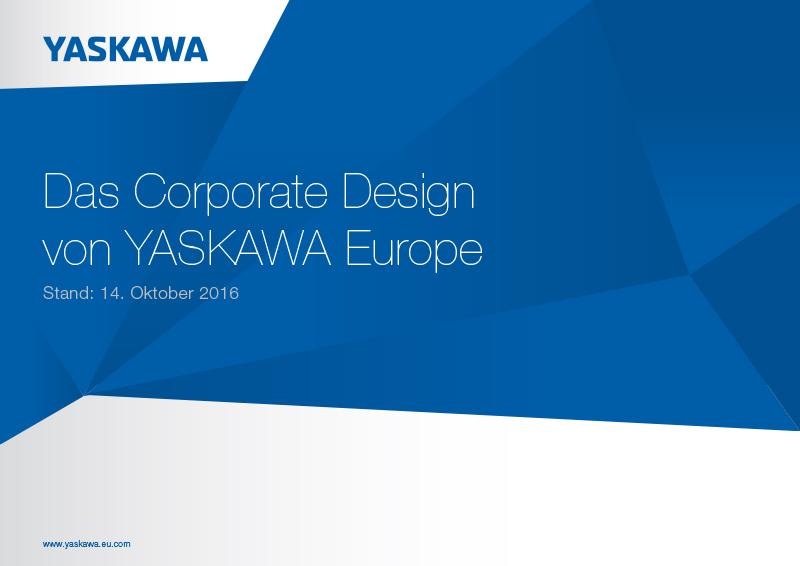 Das Corporate Design für YASKAWA