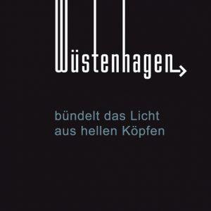 Kluger Claim, Kluges Logo Design für klugen Kopf aus Hamburg