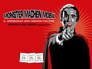 Illustration für Flyer und Plakat für Filmfest
