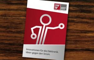 Imagebroschuere Werner Wirth