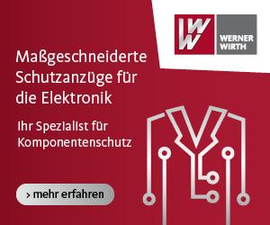 B2B Marketing online - Newsletter-Banner für Werner Wirth