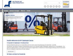 Webdesign aus Hamburg für ein Unternehmen in Henstedt-Ulzburg